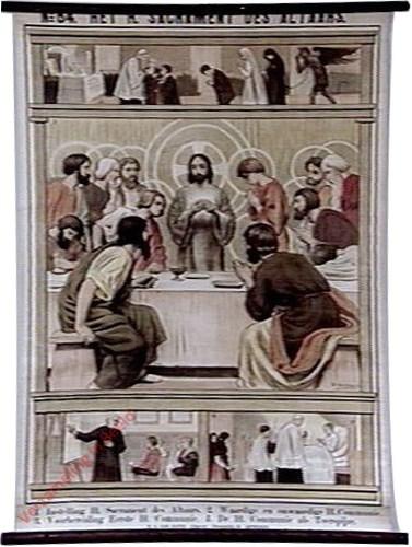 54 - Het H. sacrament des altaars